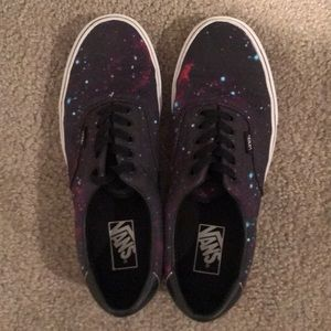 Vans Galaxy/Universe/Outer Space Print.